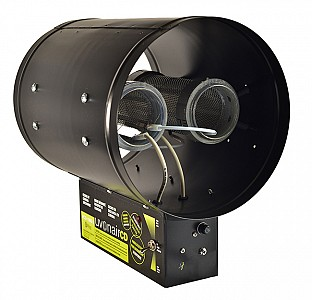 Uvonair UV-80H, 5000 to 10,000 Cubic Feet UV In-Duct Model